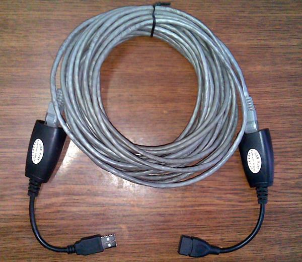 Как удлинить кабель веб камеры