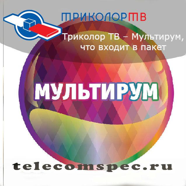 Триколор ТВ – Мультирум